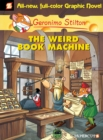 Image for The weird book machine  : by Geronimo Stilton