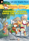 Image for Geronimo Stilton saves the Olympics