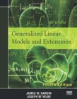 Image for Generalized linear models and extensions