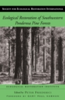 Image for Ecological restoration of southwestern ponderosa pine forests