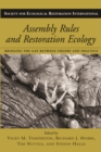 Image for Assembly rules and restoration ecology: bridging the gap between theory and practice