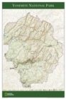 Image for Yosemite National Park, Tubed : Wall Maps U.S.