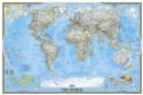 Image for World Classic, Poster Size, Tubed : Wall Maps World