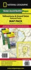 Image for Yellowstone/grand Teton National Parks, Map Pack Bundle : Trails Illustrated National Parks