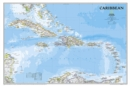 Image for Caribbean Classic, Laminated : Wall Maps Countries & Regions