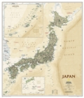 Image for Japan Executive, Tubed : Wall Maps Countries & Regions