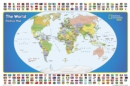 Image for World For Kids, The, Poster Sized, Laminated : Wall Maps World
