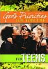 Image for God's Priorities for Your Life for Teens