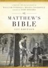 Image for Matthew's Bible