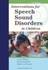 Image for Interventions for Speech Sound Disorders in Children