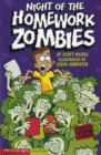Image for The night of the homework zombies
