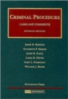 Image for Cases and Comments on Criminal Procedure