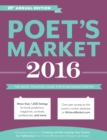 Image for Poet's market 2016  : the most trusted guide for publishing poetry