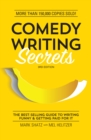 Image for Comedy writing secrets  : the best-selling guide to writing funny and getting paid for it