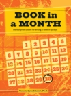 Image for Book in a month  : the foolproof system for writing a novel in 30 days