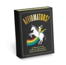 Image for Knock Knock Affirmators : 50 Affirmative Cards to Help You Help Yourself - without the Self-Helpy-Ness!