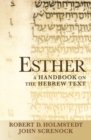 Image for Esther  : a handbook on the Hebrew text