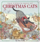 Image for The Twelve Days of Christmas Cats Oversized Padded Board Book