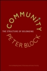Image for Community  : the structure of belonging