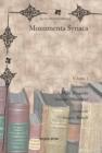 Image for Monumenta Syriaca (vol 1)