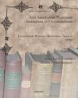 Image for Acta Sanctorum Martyrum Orientalium et Occidentalium (vol 1) : Eastern and Western Martyrdom Texts in Syriac
