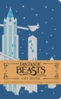 Image for Fantastic Beasts and Where to Find Them: City Skyline Hardcover Ruled Notebook
