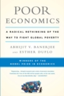Image for Poor economics  : a radical rethinking of the way to fight global poverty