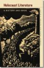 Image for Holocaust literature  : a history and guide