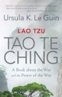 Image for Lao Tzu: Tao Te Ching : A Book about the Way and the Power of the Way