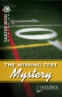 Image for The Missing Test Mystery