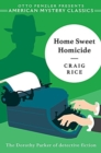 Image for Home Sweet Homicide