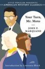 Image for Your Turn, Mr. Moto