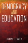 Image for Democracy And Education
