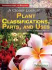 Image for A closer look at plant classifications, parts, and uses