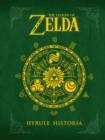 Image for The legend of Zelda  : Hyrule historia