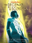 Image for The legend of Korra  : the art of the animated seriesBook 4,: Balance