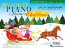 Image for My First Piano Adventure - Christmas (Book B - Steps On The Staff)