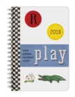 Image for Redstone Diary 2018 : The Play Diary