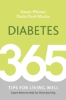 Image for Diabetes: 365 tips for living well