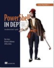 Image for PowerShell in depth  : an administrator's guide