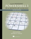Image for Learn Windows PowerShell 3 in a month of lunches
