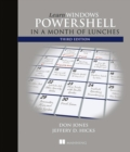 Image for Learn Windows PowerShell in a month of lunches
