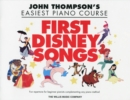 Image for John Thompson's Easiest Piano Course : First Disney Songs