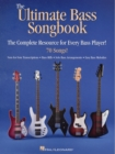 Image for The Ultimate Bass Songbook