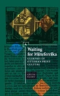 Image for Waiting for Mèuteferrika  : glimpses of Ottoman print culture