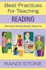 Image for Best Practices for Teaching Reading : What Award-Winning Classroom Teachers Do