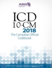 Image for ICD-10-CM 2018  : the complete official codebook