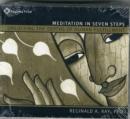 Image for Meditation in seven steps  : unlocking the depths of human fulfillment