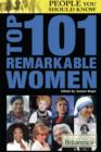Image for Top 101 remarkable women
