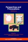 Image for Perspectives and Provocations in Early Childhood Education Volume 3
